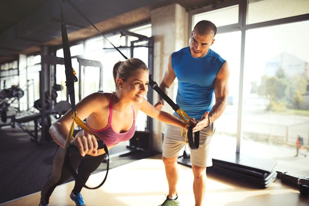 Funktionelles Training mit Personal Trainer